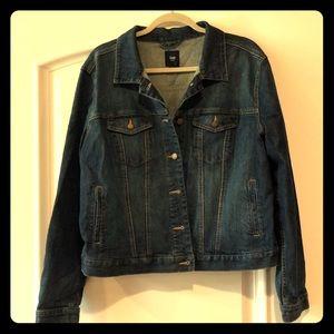 Gap Jean Jacket_Size XL